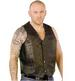 Men's plain VEST with two inside & two outside pockets