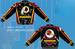 NFL LICENSED Jacket/Jackets Washington Redskins