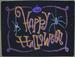 Halloween FLOOR MATs & Rugs