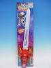 LIGHT UP SWORD WITH 8 SOUNDS 21''
