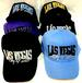 Las Vegas ( City of Fun) BASEBALL CAP/ Hat assorted colors
