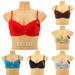 Wholesale BRA Solid color with lace