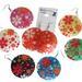 Shell Earrings - FLOWERS