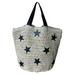 Star Print BEACH BAG