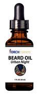 Torch Trainers Beard Oil - URBAN Night