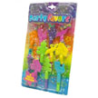 Lisa Frank® Party Favors - Whistle NECKLACE - Pack of 12