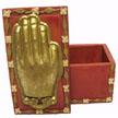 Glove TRINKET BOX