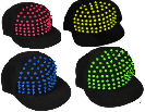 Nylon Spiky Baseball HAT   $6.50