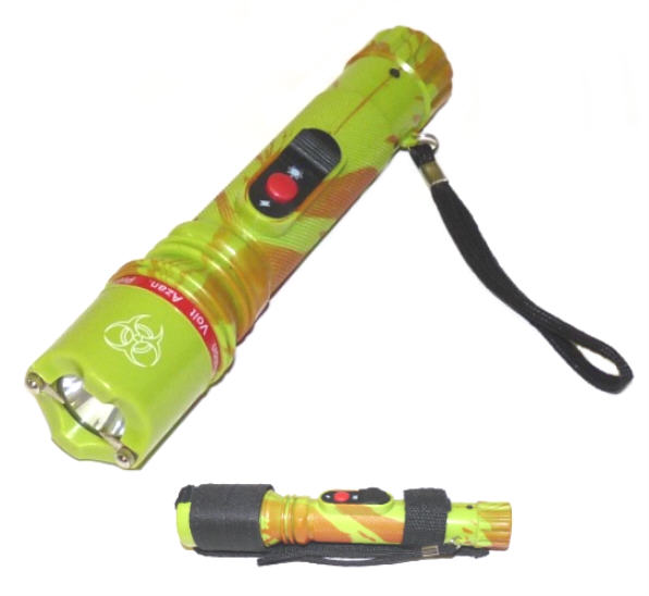 SALE CLOSEOUT ZOMBIE Finder / Stun Gun 3.8 Million Volt