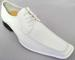 ''Leo'' Mens Dress SHOES - Off-White.  Sizes: 7.5  Thru  12