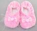 Dance Wear - Pink  Ballerina SLIPPERS ( #  CBS27604S-LPK)