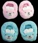 Soft Booties For NEW Borns - Bear Design   ( # 60147)