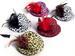 HAIR ACCESSORIES - HAIR Clip Pins  - Animal Prints Hats