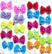 HAIR ACCESSORIES -  Embellished  HAIR Bows For Babies