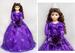 Quinceanera/Sweet 15 Porcelain UMBRELLA Dolls & Tiara - 22''
