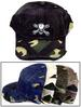 ''Skull'' Embroidered Baseball Cap - VINTAGE Style
