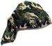 Head Wraps  - DOO RAGs - Biker Skull  Caps - Military Camouflage