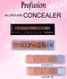 ''Profusion'' COSMETICS - 5 Colors All Round Concealer