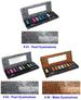 ''Profusion'' COSMETICS - 10 Color Eyeshadows Pallette