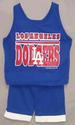 ''Los Angeles Dodgers'' - Boys Short Sets (LICENSED) - Sizes: 2T-4T