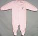 Baby Embroidered Terry Sleep-N-Play (NEW Born)
