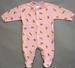 NEW Born Playwear With Footsie - Teddy Bear Prints ( # 23733)