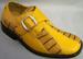 Boys Dress SHOES - Yellow/Gold Color