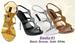Womens/Teenagers High Heels Jewelled SHOES