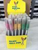 GLASS  PEN   36 count