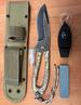 NEW Special price Multi function camping KNIFE SURVIVAL KNIFE