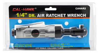 NEW CAL HAWK TOOLS 1/4'' AIR RATCHET WRENCH