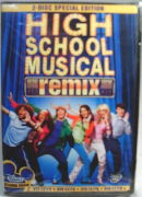 HIGH SCHOOL MUSICAL ''REMIX'' DVD 2-DISC SPECIAL EDITION