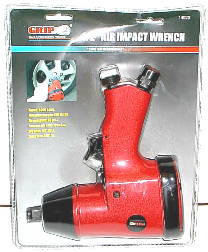 NEW SUPER DUTY GRIP 1/2'' AIR IMPACT WRENCH. TOOLS