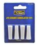 POWER CRAFT 4-PC. SAND BLASTING REPLACEMENT NOZZLES, TOOLS