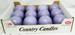 CANDLES 12-PC. COUNTRY CANDLES LONG BURNING TYPE DISPLAY