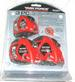 3PC. TASK FORCE LED LIGHTED TAPE MEASURES. 3 SIZES. TOOLS