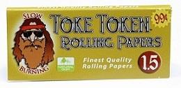 Toke Token ROLLING PAPER 1.5