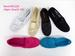 Closeout Women Breathable Flat SHOES with Lace Aqua
