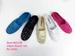 Closeout Women Breathable Flat SHOES with Lace and Diamond Aqua