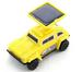 5021 SOLAR Yellow Hummer Race Car Assembly Kit for age 8