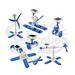 Solar Renewable Energy Education 6 in 1 Learning Kit