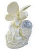 Serenity Fairy wtih Crackle Glass Globe Solar FIGURINE Light