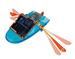 Solar Paddle BOAT Assembly TOY Education Kit for age 10+