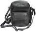 6 Pocket Soft Lambskin LEATHER Cross Body or Shoulder Bag Light