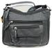 Quality Genuine LEATHER Hobo Style Everyday Purse Two Compartment