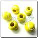Medium JEWELRY Ceramic Sport Bead - Tennis