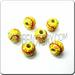 Small Rosary Ceramic Sport Bead - SOFTBALL