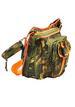 ''E-Z TOTE'' Expandable Hunting SHOULDER BAG/ Orange Trim