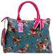 ''Ori-Ori'' Quilted Large Tote bag w/PURSE Rose