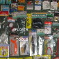 *FISHING TACKLE Assortment* 300 pcs. Lures, Terminal, Hooks, Etc.